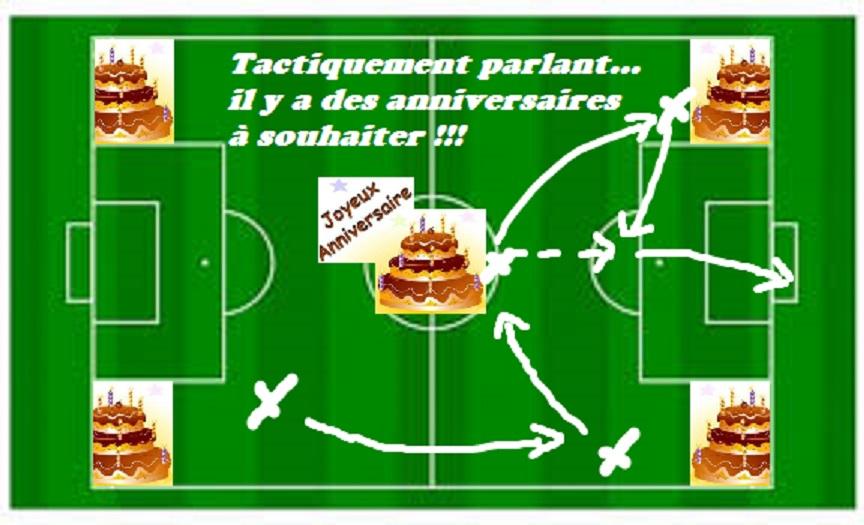 JOYEUX ANNIVERSAIRES !!!… en avril… : Union Sportive Coteaux de Seille