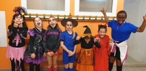 Halloween F'