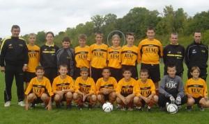 saison 2004/2005 - Equipe 13 Ans
