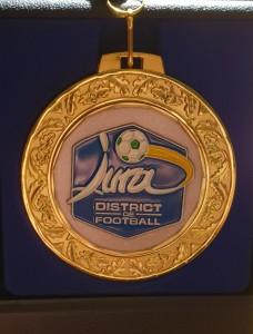 Jean-Louis médaille